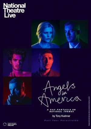 Angels in America Part 2 Perestroika
