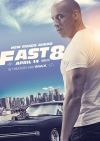 Fast & Furious 8 [12A]