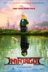 The Lego Ninjago Movie 3D [U]