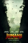 Jumanji: Welcome To The Jungle 2D [12A]