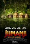 Jumanji: Welcome To The Jungle 3D [12A]