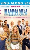 Mamma Mia! Here We Go Again Sing-Along [PG]
