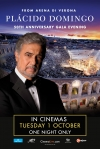 Placido Domingo: 50th Anniversary Gala Evening [U]