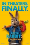 Peter Rabbit 2: The Runaway [U]