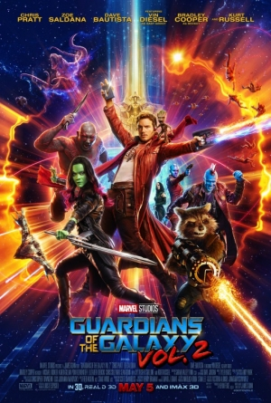 Guardians of the Galaxy Vol. 2 2D