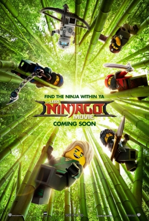 The Lego Ninjago Movie 2D