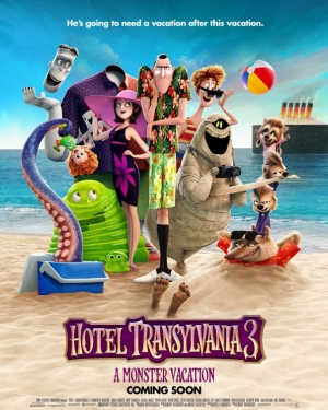 Hotel Transylvania 3: Summer Vacation 2D