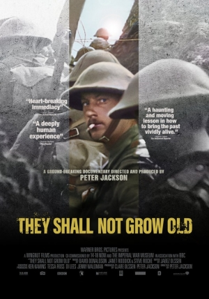 They Shall Not Grow Old 3D