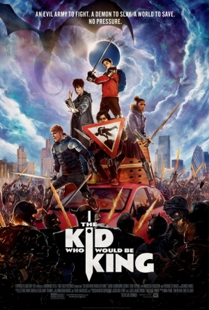 Outdoor Screening: The Kid Who Would Be King
