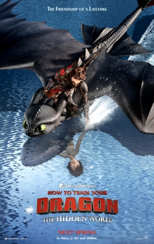 How To Train Your Dragon: Hidden World 3D