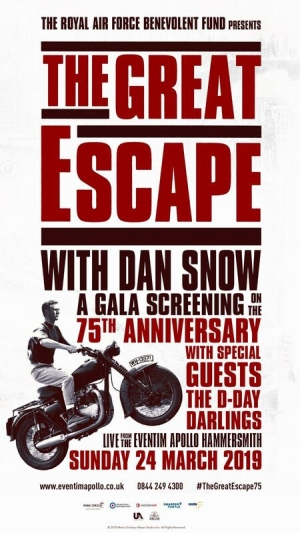 The Great Escape With Dan Snow
