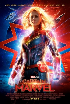 Captain Marvel 2D