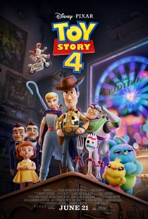 Toy Story 4 2D