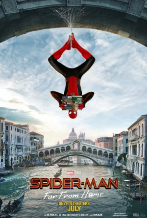 Spider-Man: Far from Home 2D