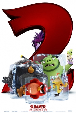 The Angry Birds Movie 2 2D