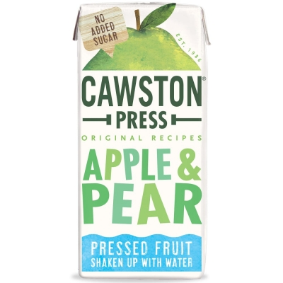 Cawston Press Apple and Pear (200ml)
