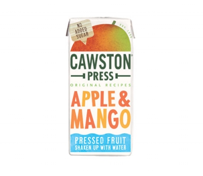 Cawston Press Apple and Mango (200ml)