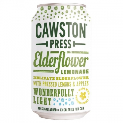 Cawston Press Elderflower (330ml)